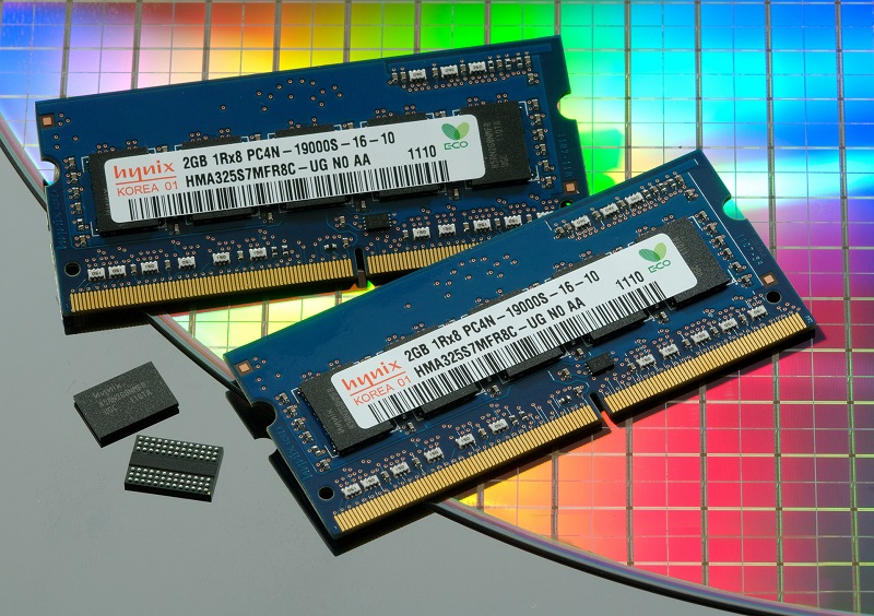 DRAM Pricing Receives Largest Quarterly Decline since 2011