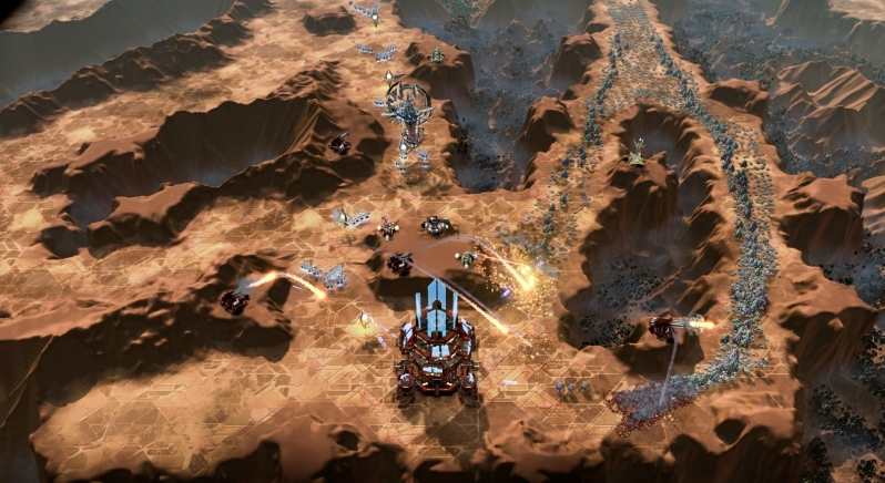 Stardock Reveals Siege of Centauri