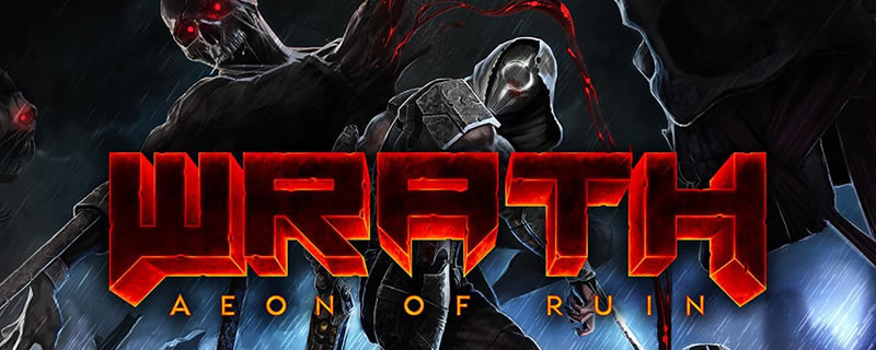 Wrath: Aeon of Ruin will Release in 2019 with Voodoo 2 GPU Support