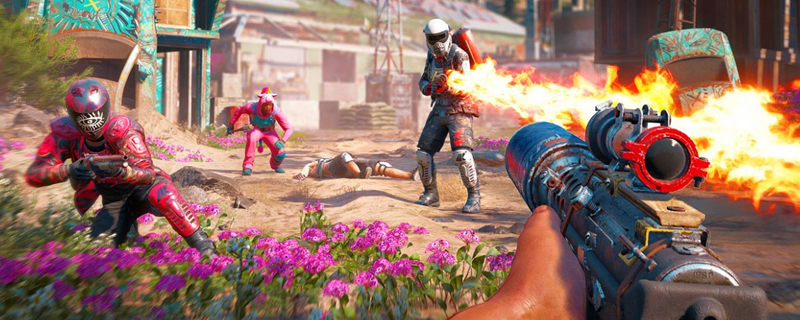 Far Cry New Dawn Price Reduced by 50% less than a month after launch