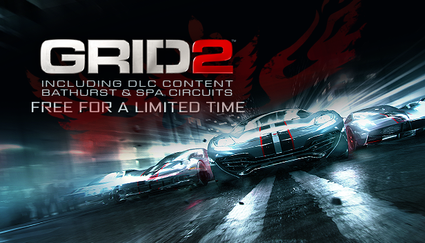 GRID 2 is currently available for free on the Humble Store