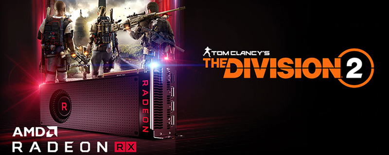 Radeon Software Adrenalin 19.3.2 Prepares AMD for The Division and DirectX 12 on Windows 7