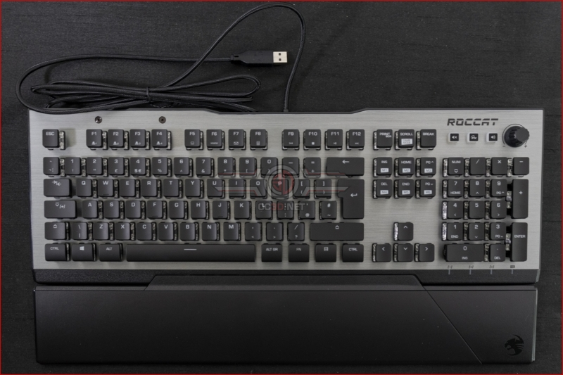 Roccat Vulcan 120 AIMO Gaming Keyboard Overview