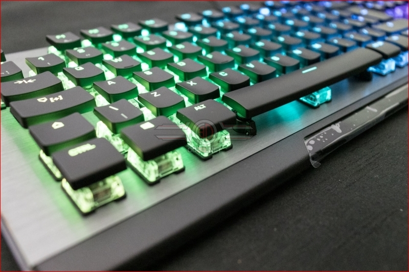 Roccat Vulcan 120 AIMO Gaming Keyboard Keycaps