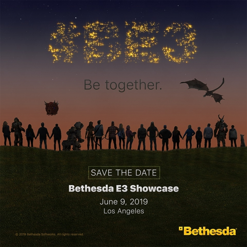 Bethesda Reveals their BE3 2019 Showcase