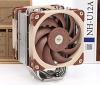 Noctua NH-U12A Packs High-End 140mm Performance into a 120mm form factor