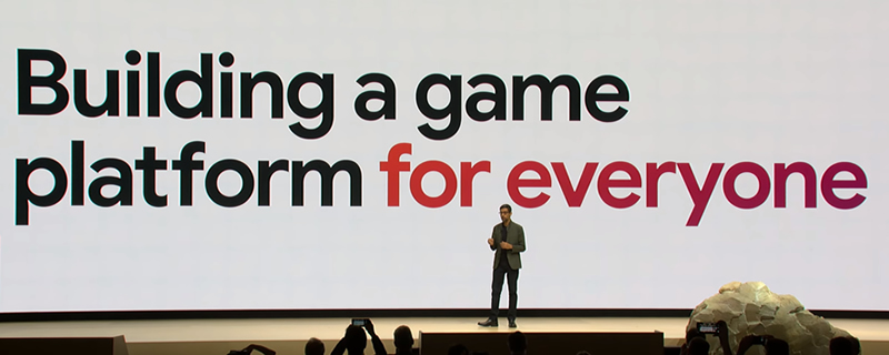 Google Reveals Stadia, their Instant Access Game Streaming Service