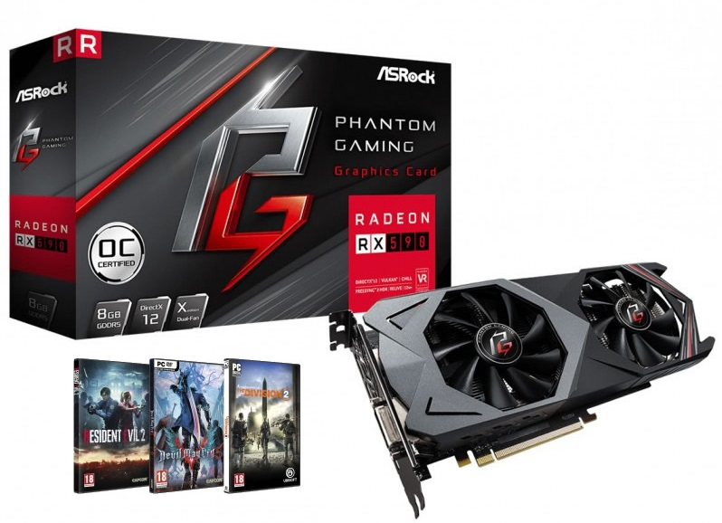 AMD's RX 590 is now available for £199 - Is it a good deal?