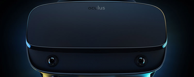 Oculus Reveals their New Rift S VR Headset