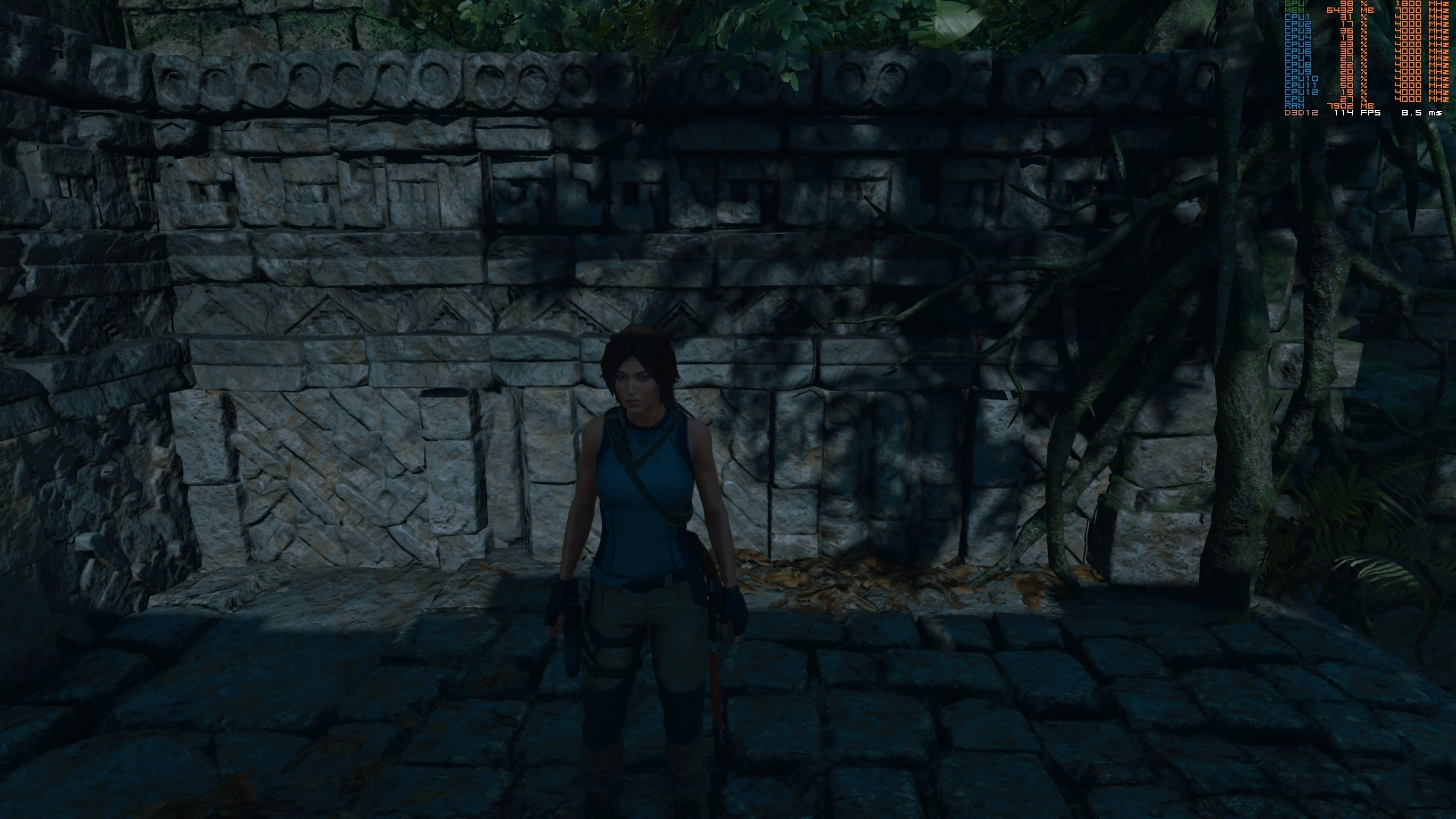 Shadow of the Tomb Raider RTX Performance Review - Ray Tracing and DLSS Analysed