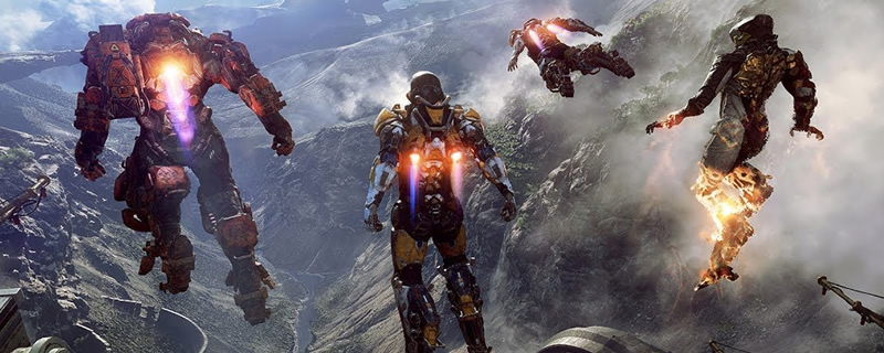 Nvidia promises 40% Performance Boost in Anthem through DLSS