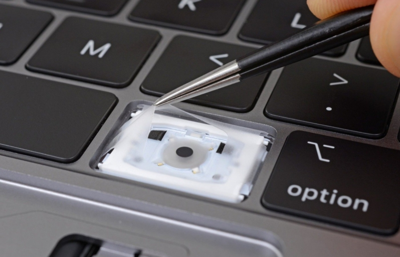 Apple apologises for Butterfly Key Failures on MacBooks, Again