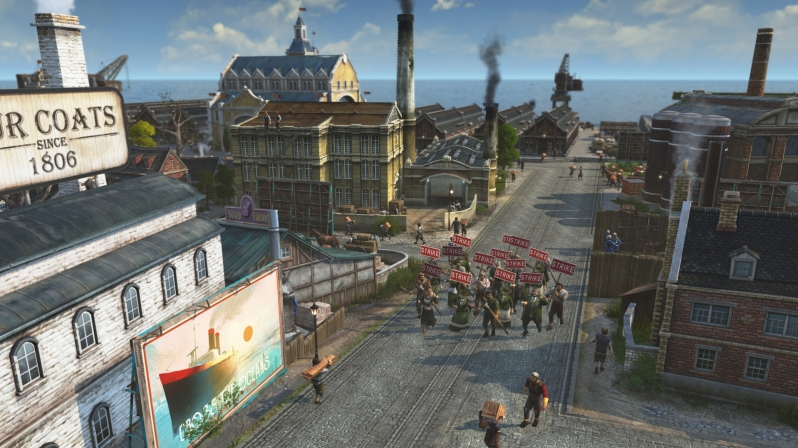 Anno 1800 Is Getting Removed from Steam - Pre-orders will be Honoured