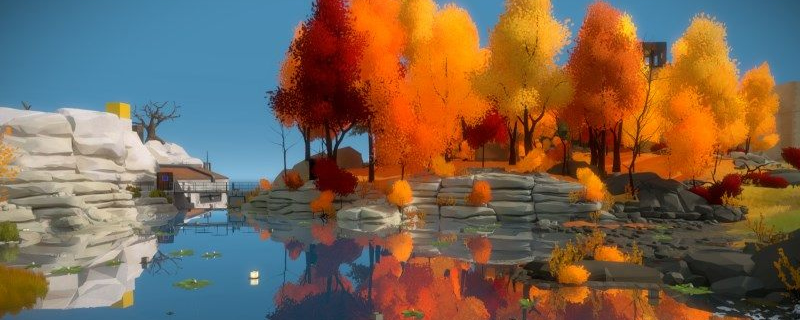 The Witness is now available for Free on the Epic Games Store