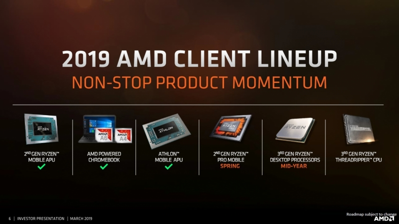 AMD Prepares for Navi and Ryzen 3rd Gen Launch with April 23rd Partner Meeting