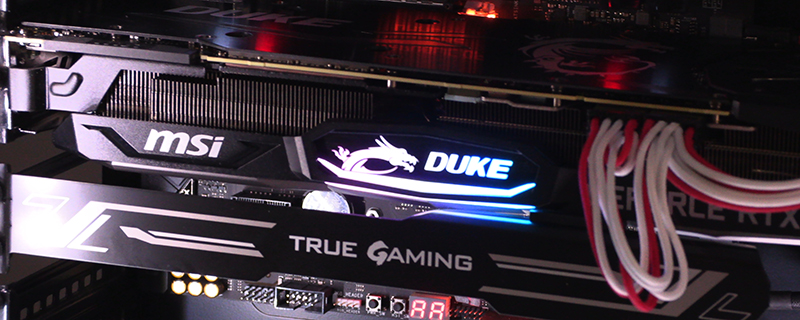 MSI RTX 2080Ti Duke Review