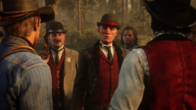 Take-Two/Rockstar dismiss lawsuit against real-world Pinkerton Detective Agency