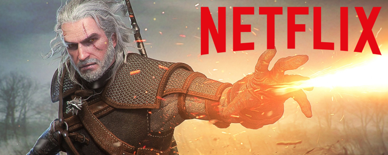 Netflix' The Witcher series will release in Q4 2019