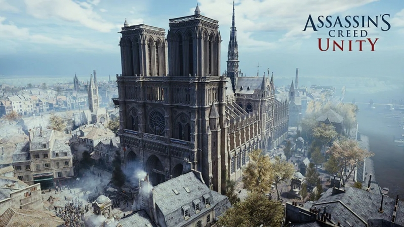 Ubisoft offers PC gamers Free Copies of Assassin's Creed Unity in aftermath of Notre Dame blaze