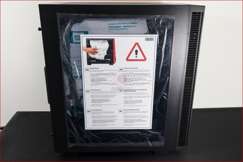 PC Specialist Apollo T1 System Packaging