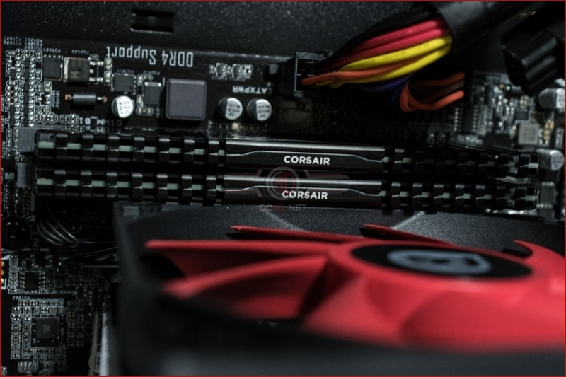 PC Specialist Apollo T1 System Corsair Memory