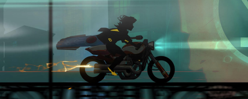Transistor is now available for free on the Epic Games Store