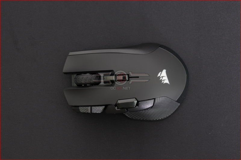 Corsair Ironclaw RGB Wireless MOBA Mouse Top