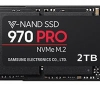 It looks like Samsung is planning a 2TB 970 Pro series SSD