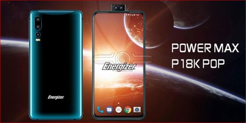 Energizer's big battery P18K Pop Smartphone was a flop