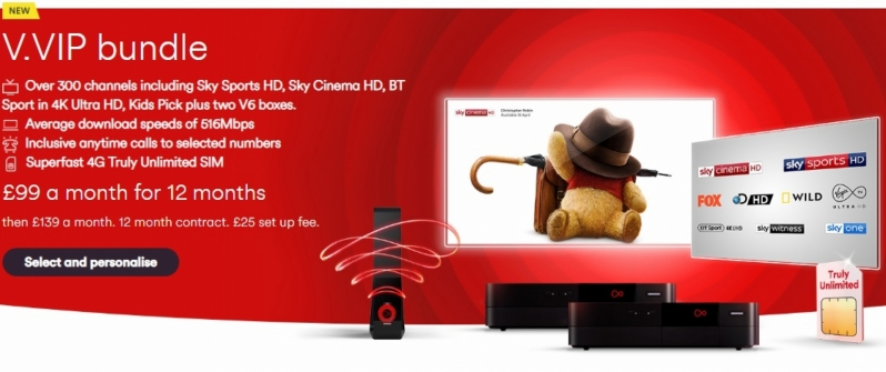 516Mbps broadband is now available in the UK through Virgin Media