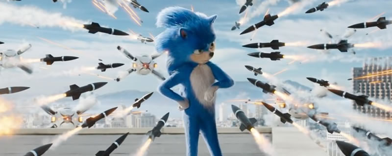 Director pledges to redesign Sonic the Hedgehog for upcoming movie