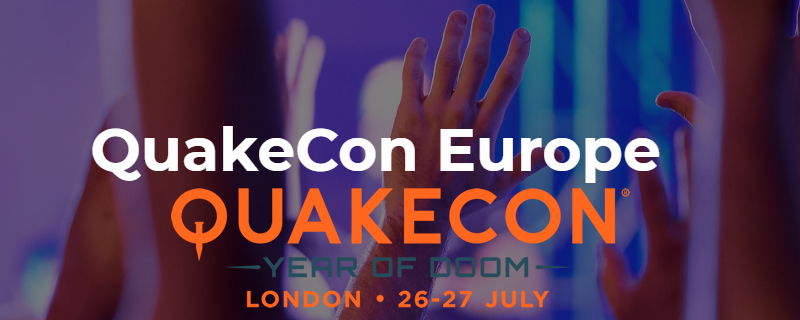 QuakeCon is coming to London, and DOOM Eternal will be playable there
