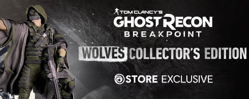 Ghost Recon Breakpoint Leaks onto the web - Collectors Edition Pictured