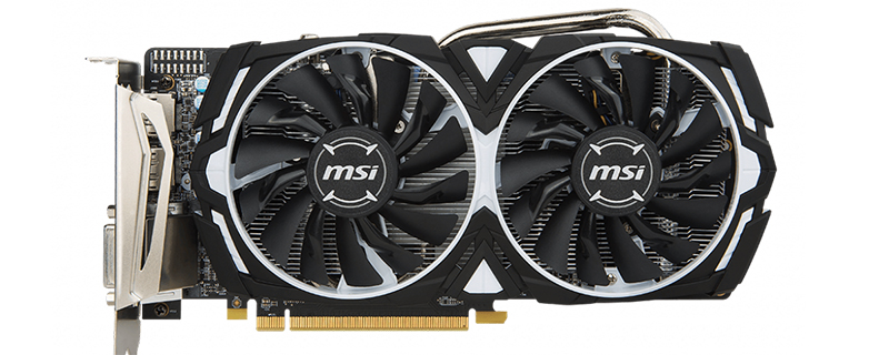 MSI RX570 Armor 8GB 2019 Re-review vs GTX Turing Cards