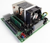 ASRock Rack to release Mini ITX Motherboard with LGA3647 support and 6-channel memory