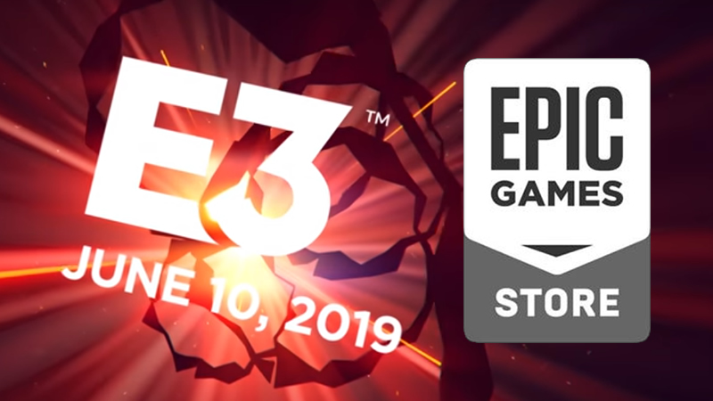 E3's PC Gaming Show will be Sponsored by the Epic Games Store