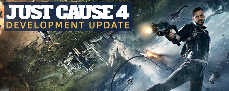 Avalanche Studios releases their Spring Update for Just Cause 4