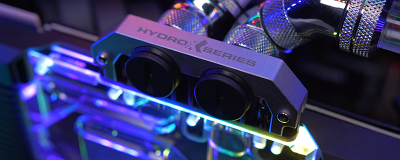 Corsair launches their Hydro X series of water cooling products