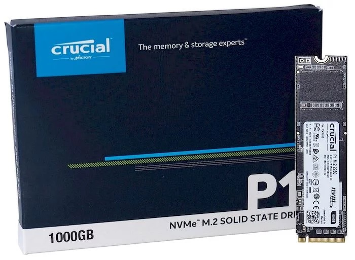 Crucial/Micron plan to release a PCIe 4.0 x4 SSD before the end of 2019