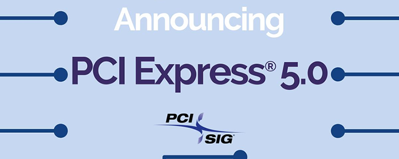 PCI-SIG has finally launched the PCI Express 5.0 Standard