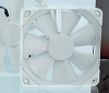 Noctua reveals all-white Chromax series fans