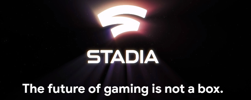 Google will announce Stadia's pricing and other launch details on June 6th