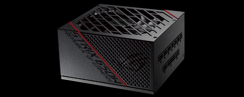 ASUS reveals their ROG Strix series of power supplies