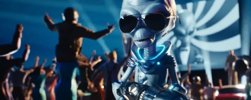 Destroy All Humans! is getting a Remake