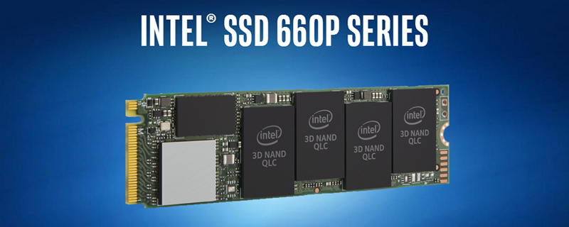 Intel's 1TB 660p M.2 NVMe SSD now costs less than £100