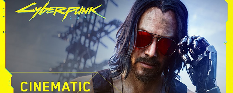 Cyberpunk 2077 E3 Trailer and Release Date Announced