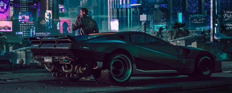 Cyberpunk 2077 will be available on Steam, GOG and the Epic Games Store