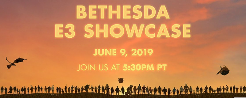 Watch Bethesda's E3 Press Conference Here