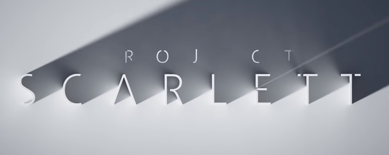 AMD confirms that they power Xbox Project Scarlett