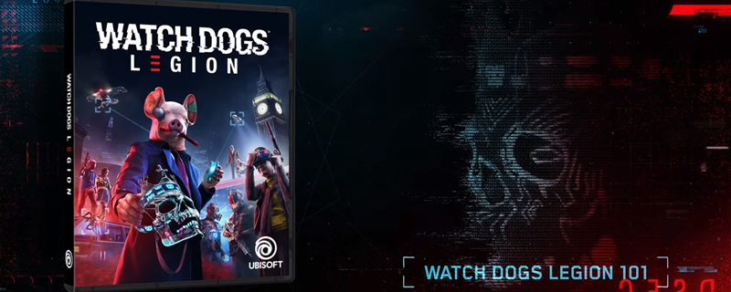 Watch Dogs Legion has been revealed